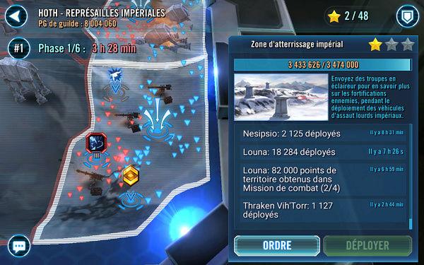 Comment fonctionne la Bataille de territoire Hoth? Screen23
