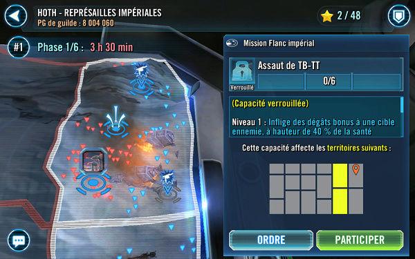Comment fonctionne la Bataille de territoire Hoth? Screen24