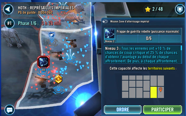 Comment fonctionne la Bataille de territoire Hoth? Screen25