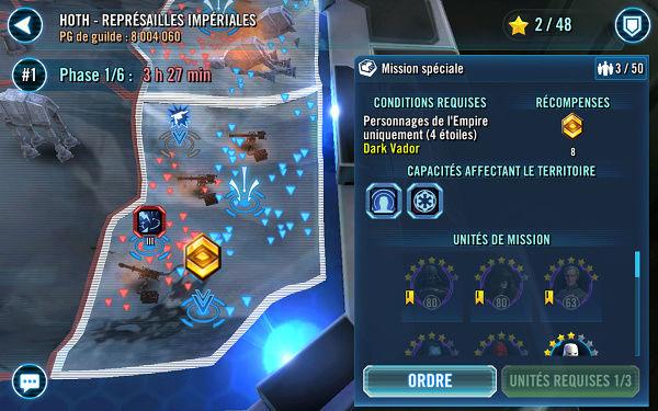 Comment fonctionne la Bataille de territoire Hoth? Screen28