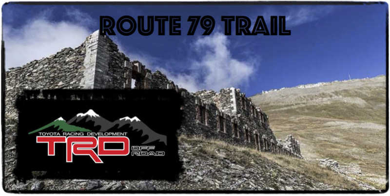 Piemonte (TO) - Road Book Route 79 Trail 7910