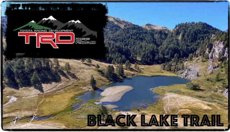 Piemonte (TO) - Road Book Black Lake Trail Bl10