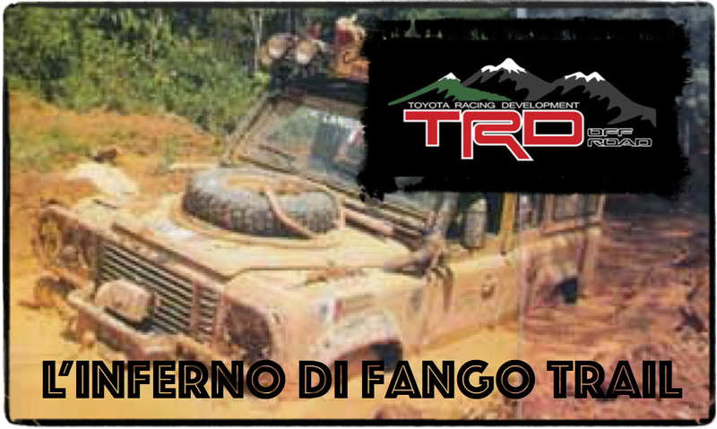 Piemonte (TO) - Road Book L'Inferno di Fango Trail In10