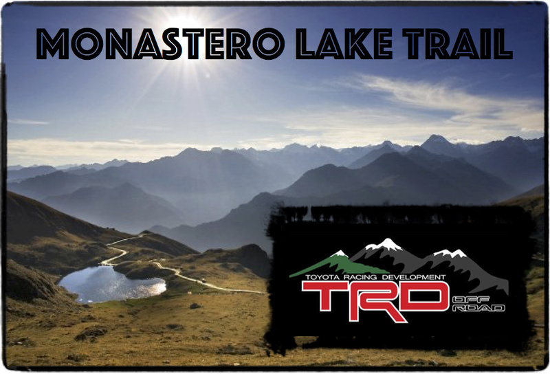 Piemonte (TO) - Road Book Monastero Lake Trail Mon10