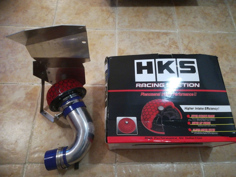 silencieux hi power hks+kit admission pour honda crz  Img_2025