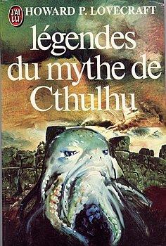 Légende du mythe Cthulhu - H.P. Lovecraft 3649110