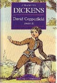 David Copperfield - Charles Dickens Tome I et II Tylych10