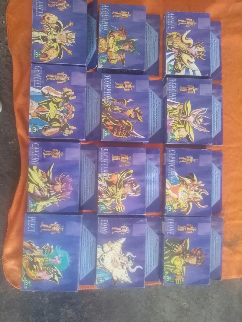 Cavalieri - collezione completa cavalieri dello zodiaco vintage giochi preziosi Img_2014