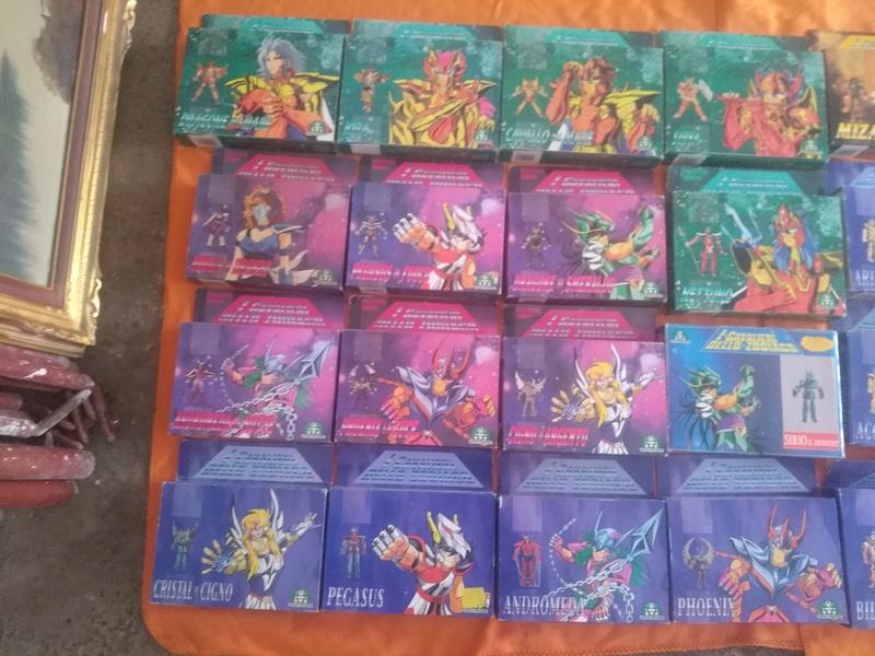 Cavalieri - collezione completa cavalieri dello zodiaco vintage giochi preziosi Img_2016