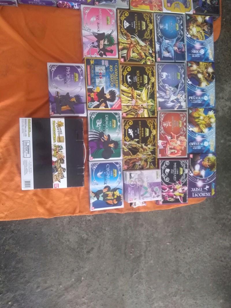 Cavalieri - collezione completa cavalieri dello zodiaco vintage giochi preziosi Img_2021