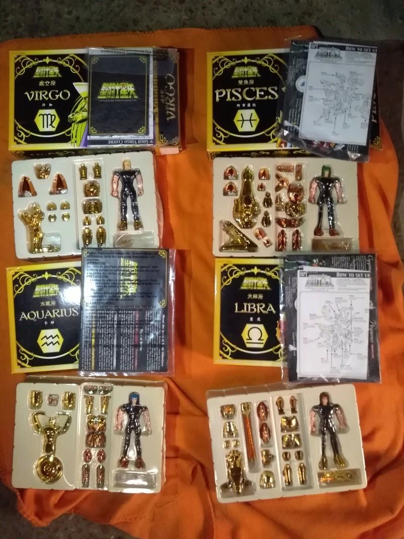 Cavalieri - collezione completa cavalieri dello zodiaco vintage giochi preziosi Img_2022