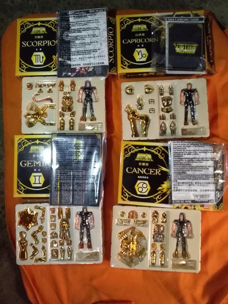 Cavalieri - collezione completa cavalieri dello zodiaco vintage giochi preziosi Img_2023