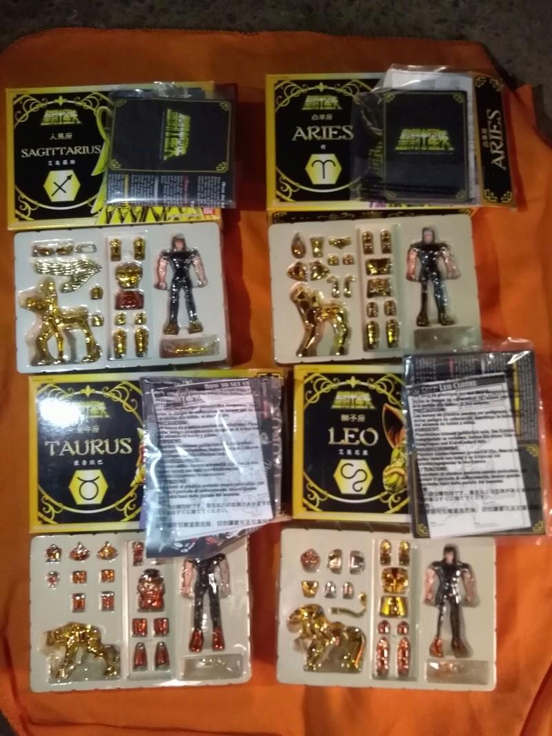 Cavalieri - collezione completa cavalieri dello zodiaco vintage giochi preziosi Img_2024