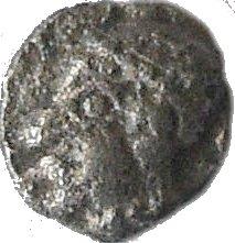 Tetartemorion de Phokaia. (Jonia) 396b11