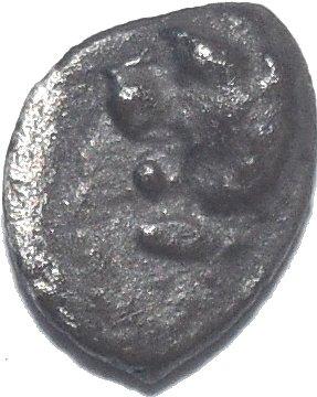 Tetartemorion de Hekatomnos. 407a10