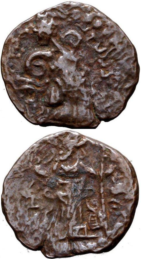 Unit khusano-sasánida de Peroz III Kushanshah. Dedicada al Maestro Benyusuf 41811