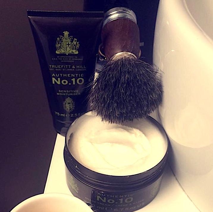 Crème à raser - Truefitt & Hill No10 Shave-12