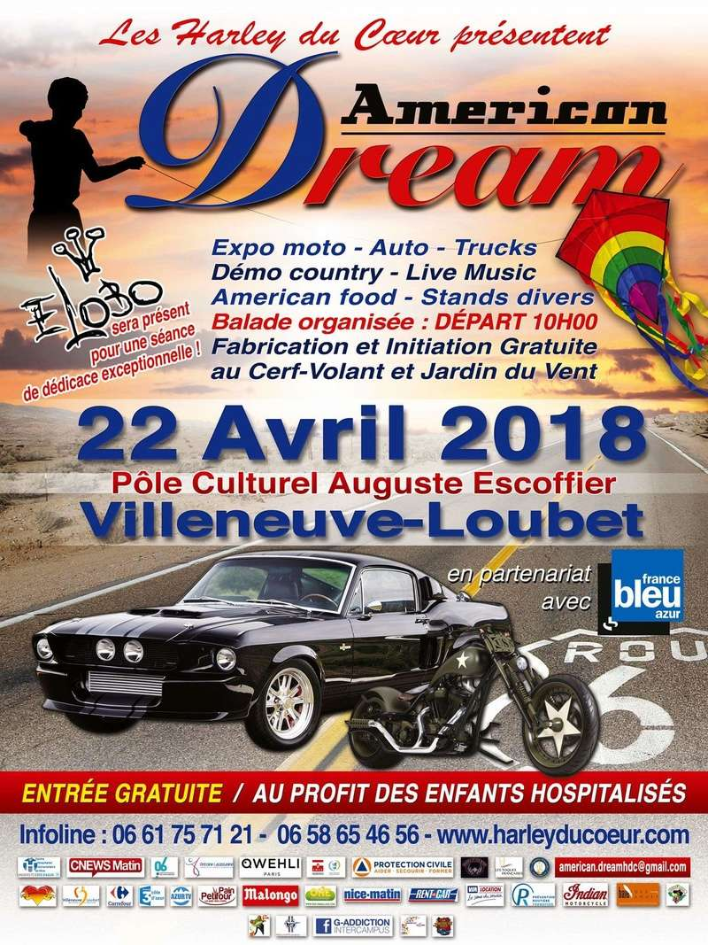 American Dream 22/4/2018 a VIlleneuve-Loubet Fb_img10