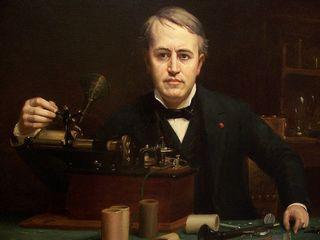 Томас Эдисон - предприниматель и гений Thomas10