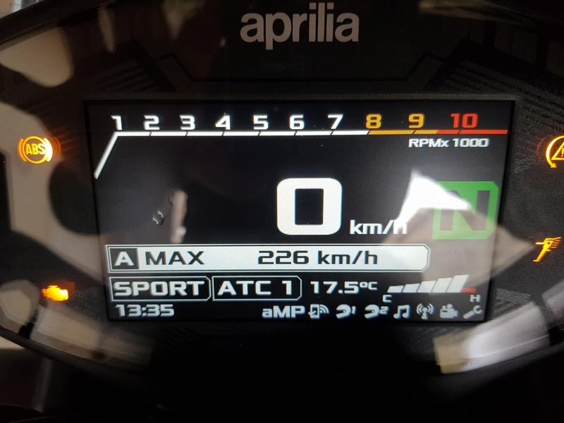 Aprilia shiver 900  - Página 8 20180510