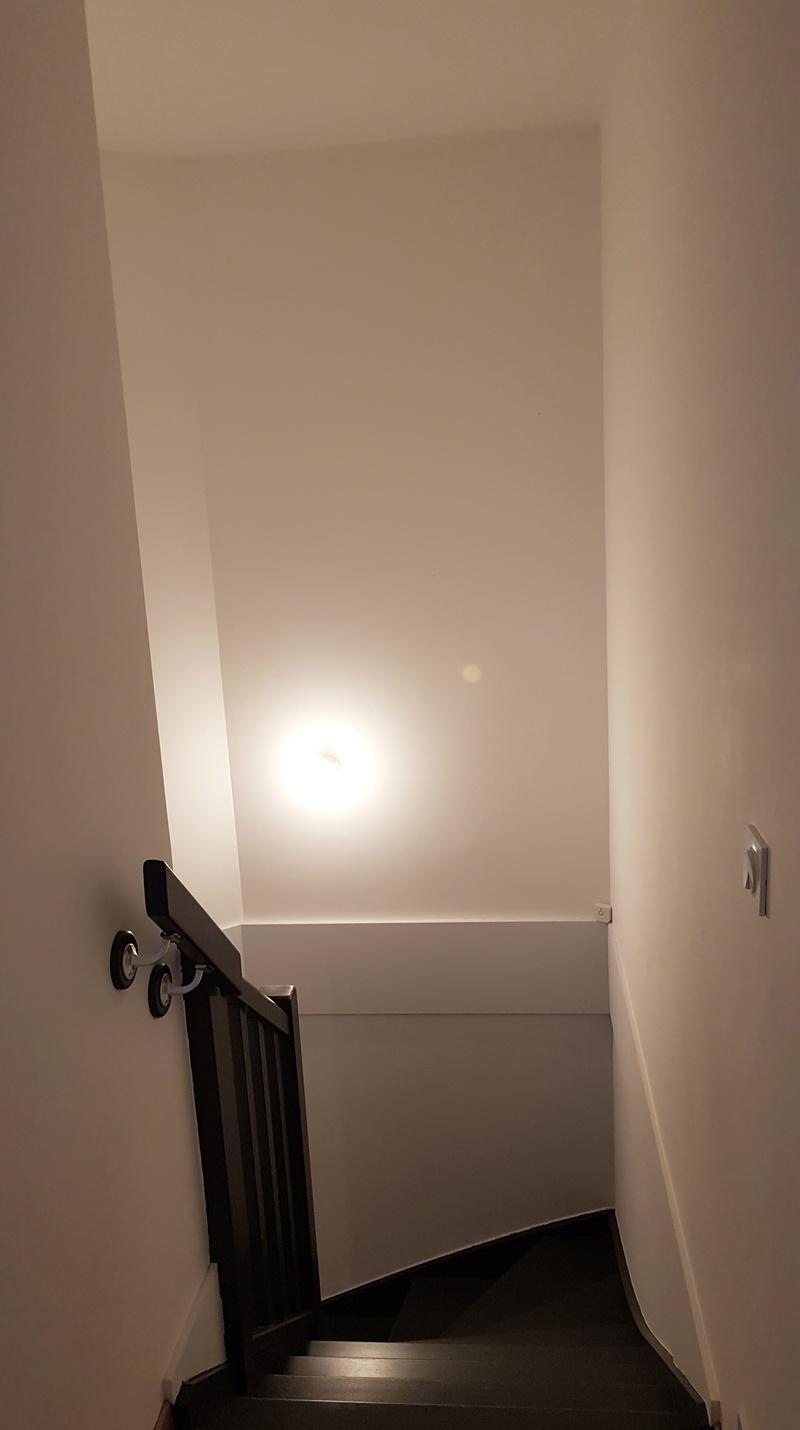 Décoration d'une cage d'escalier 20180411