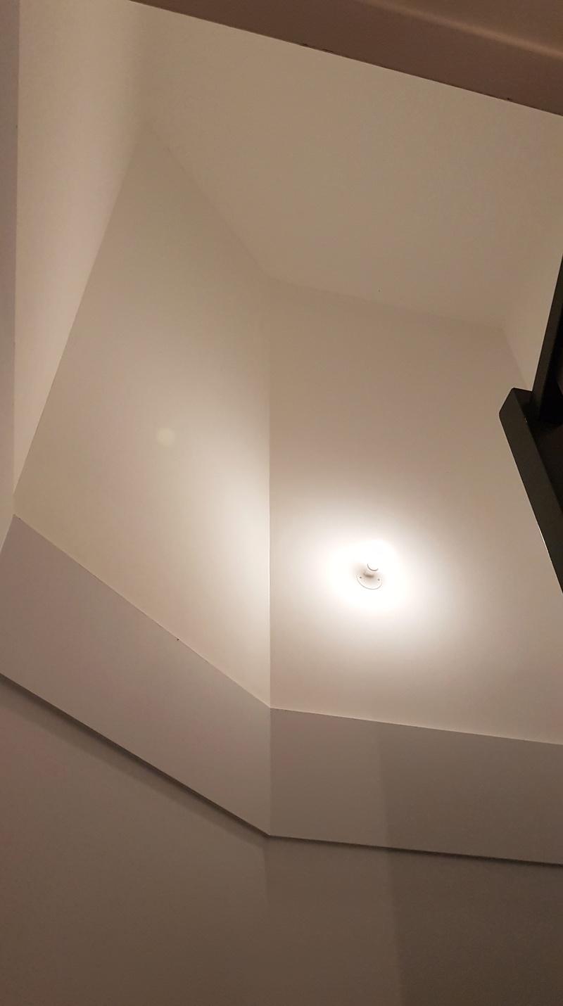 Décoration d'une cage d'escalier 20180412