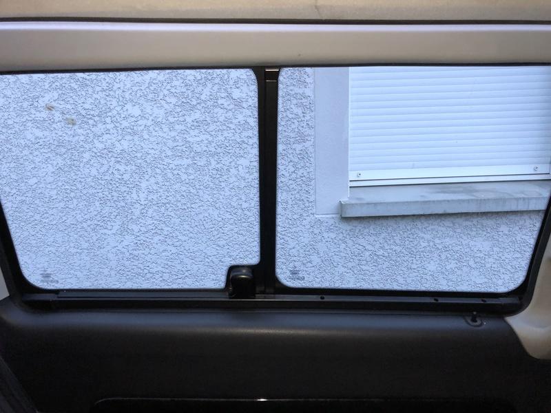 Modification fenêtres latérales Aececf10