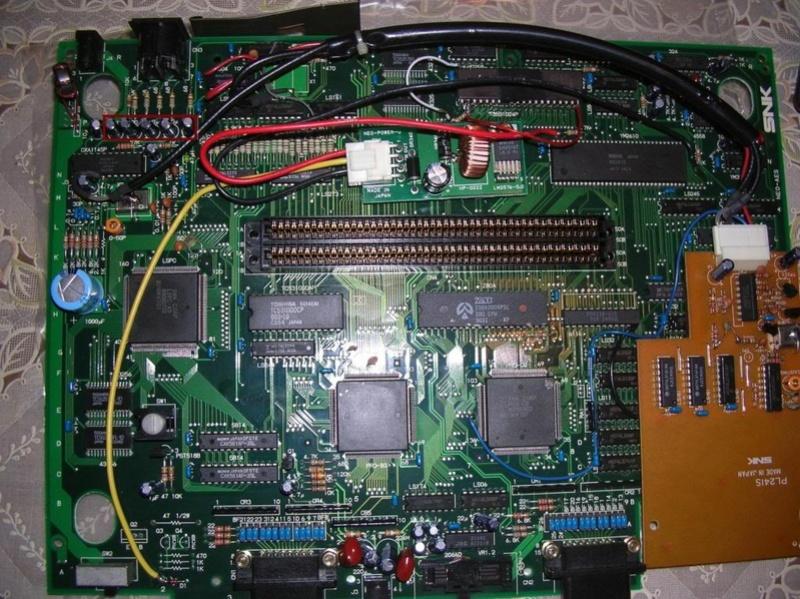 ma console NEO GEO AES que je viens d'acheter ne fonctionne pas à l'aide ! - Page 5 18053010