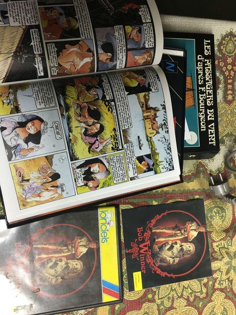 [Estim] lot de boîtes et livre Amstrad 1512 10ad0b10