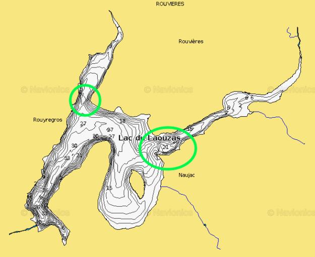 Le Lac du Laouzas TARN  111