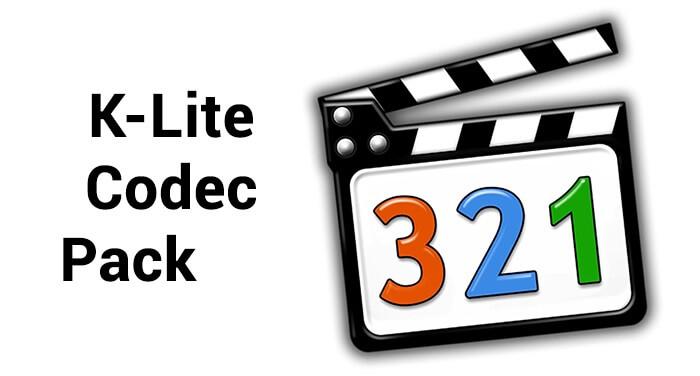 Windows Media Player 12 no Windows 7 não reproduz DVD.? Klite-10