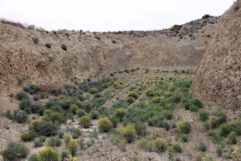 grupo mineralogico de alicante - Grupo Mineralógico de Alicante 0610