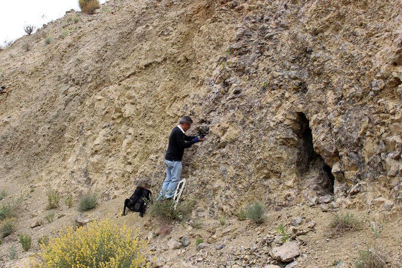 grupo mineralogico de alicante - Grupo Mineralógico de Alicante 1112