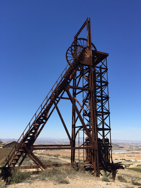 grupo mineralogico de alicante - Grupo Mineralógico de Alicante 4310