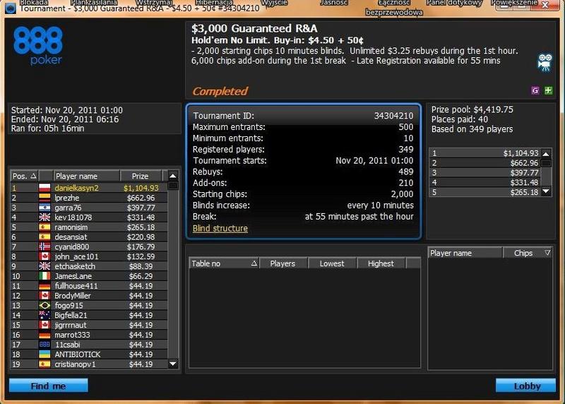 Party Poker darmowe bonusy i bilety turniejowe - Page 11 38299010