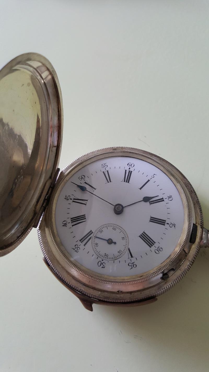 Les plus belles montres de gousset des membres du forum - Page 9 20171014