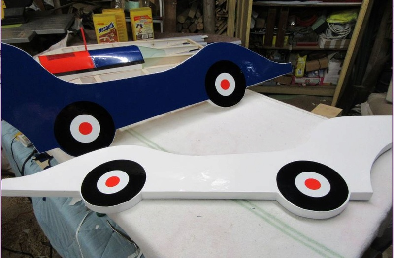 La voiture volante arrive ! surveiller le ciel  ...... 4911
