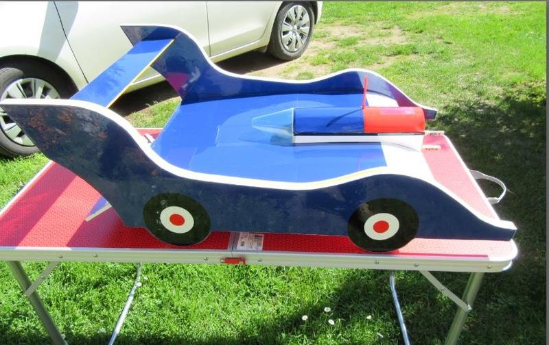 La voiture volante arrive ! surveiller le ciel  ...... 5010
