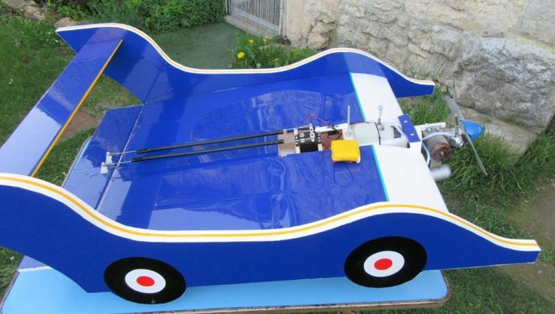 La voiture volante arrive ! surveiller le ciel  ...... 5310