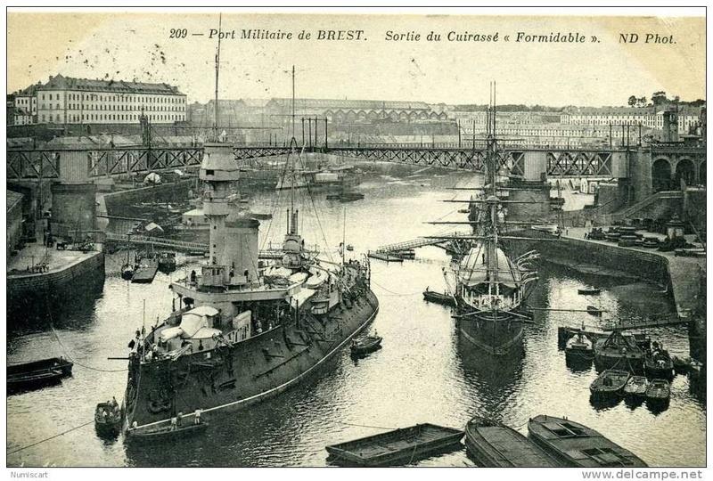 """Le cuirassé """"le Formidable"""" (1885) - Page 6 62c10"""