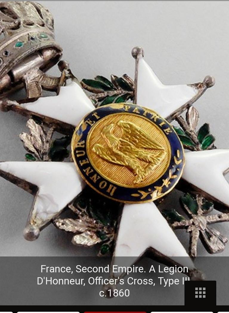 Légion d'honneur 3eme type 1er empire   15230510