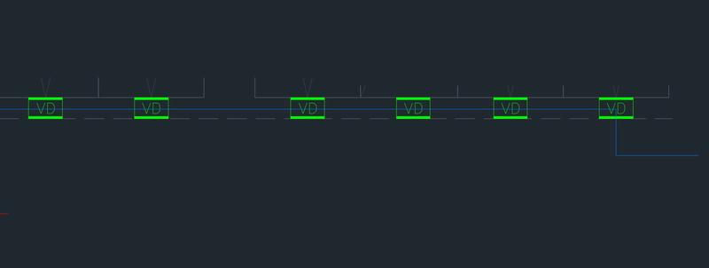 [問題]畫聚合線自動閃過圖塊 Izia_111