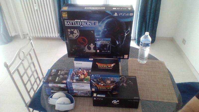 PS4 Pro + PSVR + Jeux Win_2010