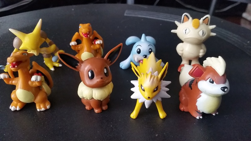 POKEMON Action Figure del 1999! 20180413