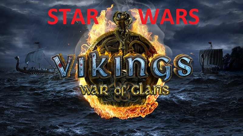 Vikings Star Wars