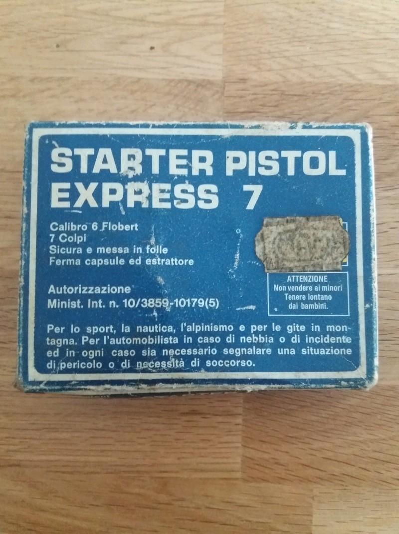 Identification et estimation de deux pistolets 20180417