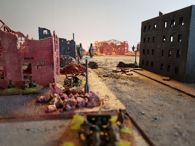 Urban assault - 750pts FotR game 11_rus10