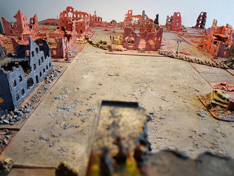 Urban assault - 750pts FotR game 12_rus10