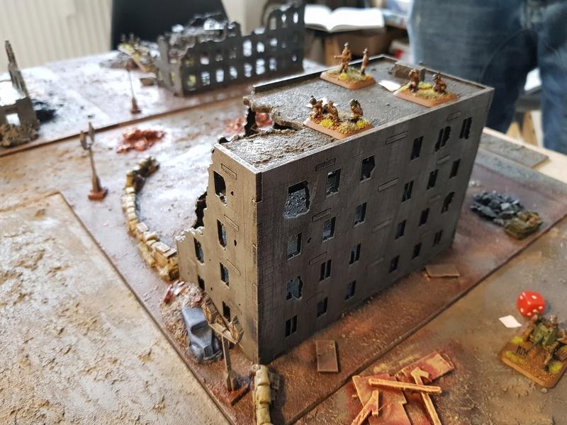 Urban assault - 750pts FotR game 13_rus10