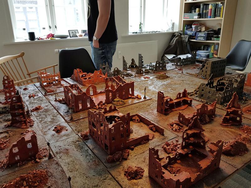 Urban assault - 750pts FotR game 210